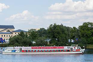 Touristenschiff