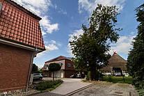 Hof der Villa Sonnengarten in Boltenhagen