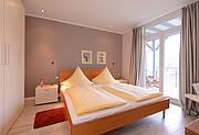 Schafzimmer Ferienwohnung 13 Villa Wagenknecht