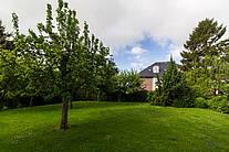 Garten der Villa Sonnengarten in Boltenhagen
