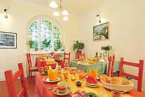 Frühstücksraum Landhaus Victoria im Ostseebad Boltenhagen
