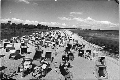 Strand von Boltenhagen