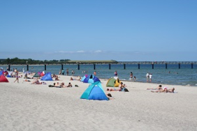 DLRG/Nivea Strandfest im Ostseebad Boltenhagen 2019