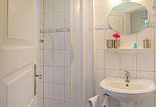 Badezimmer Ferienwohnung 02 Landhaus Victoria