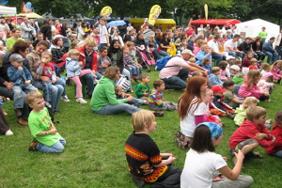 Kindertheaterfestival im Ostseebad Boltehagen