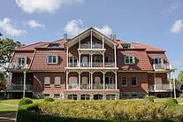 Villa Seegarten im Ostseebad Boltenhagen an der Ostsee